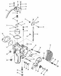mercury outboard motor parts diagram mercury image mercury marine 35 hp 2 cylinder carburetor assembly parts on mercury outboard motor parts diagram