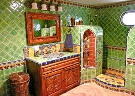 Mexican Bathroom bathroom using mexican tiles by kristiblackdesigns kristi 8873 by guidejewelry.us