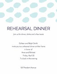 Invitation Wording For Dinner Guide To Rehearsal Dinner Invitation Wording