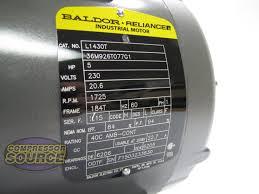 l1430t 1 5 hp 1 phase industrial baldor electric motor 184t frame l8430t 230 volt 3 jpg baldor 10 hp motor capacitor wiring diagram wiring diagram 1280 x 960