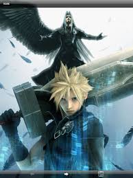 Ipad Iphone Final Fantasy Vii Advent Children Complete Gallery クラウド セフィロスがいっぱい Appbank
