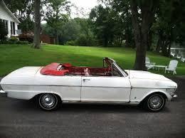 All Chevy chevy 2 : Inside Beauty: 1962 Chevrolet Chevy II Nova 400