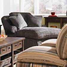 Chaise Lounge with 2 Accent Pillows by Klaussner
