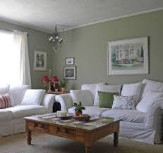 The in this sage green living room decorating ideas looks fascinating  without being added with other
