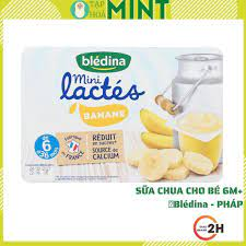 Sữa chua Bledina cho bé ăn dặm từ 6 tháng lốc 6x55g - Tạp hoá mint tại TP.  Hồ Chí Minh
