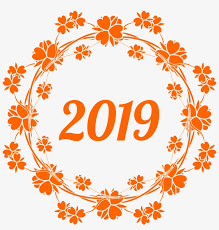 Happy New Year 2019 Png With Hello Others 2376 Transprent - Happy ...