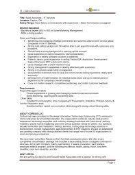 cover letter cover letter cover letter human resources associate job description amazing responsibilities sales associate job human resource associate job description