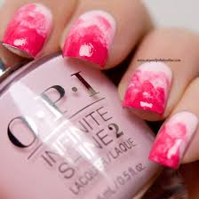 Nail Art Sunday – Experimenting with pink | | My Nail Polish Online