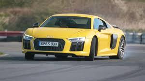 Chris Harris Drives: sideways in the Audi R8 V10 Plus   Top Gear