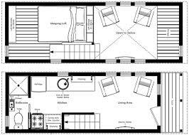 Tiny Home Plans Trailer Humble Homes Tiny House Plans