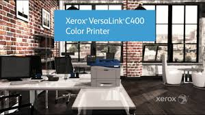 xerox versalink c400 color printer welcome to the new benchmark you