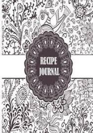 Recipe Journals Details About Recipe Journals Recipe Journal Book New