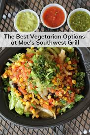 did you know moe s has tons of delicious options for plant based meals here