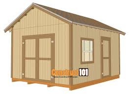 Small Picture Free Shed Plans with Drawings Material List Free PDF Download
