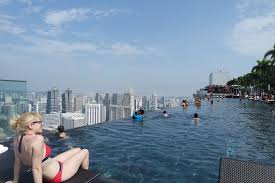 infinity pool mbs. Contemporary Pool Marina Bay Sands In Infinity Pool Mbs P