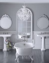 Chandelier For Bathroom Home Design Ideas - Modern bathroom chandeliers