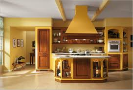 Color For Kitchens Awesome Green Color Kitchen Interior Design With Window Near Top