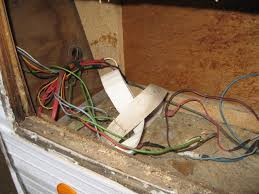 trailer wiring in vintage trailer discussion forum image
