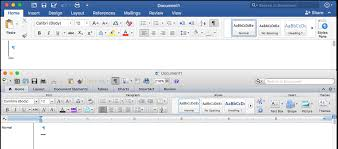 Where Is The Design Tab In Powerpoint For Mac 2011 Customizing Word 2016 Creativepro Com