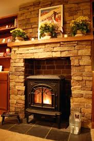 pellet stove insert for nh fireplace harman inserts pa white brick surround farmhouse design inspirations