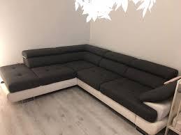 Wohnlandschaft L Couch