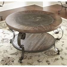 mayview 36 inch round coffee table with bluestone insert by mayview 36 inch round coffee table with bluestone insert by greyson living free