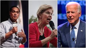 Trump impeachment: All 2020 Democrats support the idea - Axios