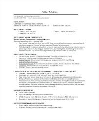 Actuarial Cover Letter Actuary Resume Template New Dealership ...