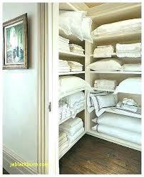 bathroom closet shelves linen storage ideas small ikea