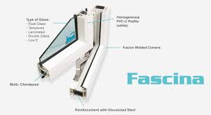 because of these outstanding qualities therefore fascina selected it as the material of choice for all its windows and doors
