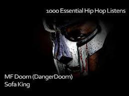 mf doom dangerdoom sofa king 441