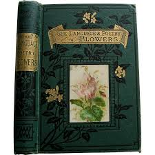 John Henry Floral Design Books This Sweet Book Is Entitled The Language And Poetry Of