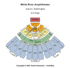 Verizon Wireless Amphitheater Seating Chart Irvine Cheap White River Amphitheatre Tickets