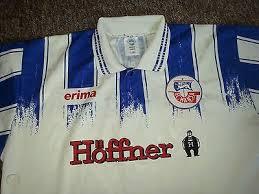Hansa rostock hat im aufstiegsrennen der 3. Hansa Rostock Vintage Football Shirt Jersey Trikot Rare No 10 Mattiasbreitkreutz 1414788252