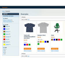products page extension for magento advanced color swatches and attributes