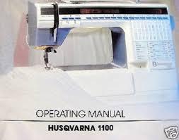 Viking Husqvarna 1100 Sewing Machine