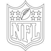 Nfl Football Coloring Pages Colorear