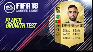 FIFA 18 | Bruno Fernandes