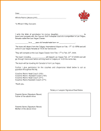 Samples Of Notary Letters Notarized Guardianship Letter Sample Best Of Template Guardian