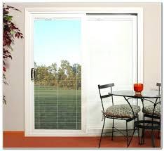 Patio Sliding Doors With Blinds Between The Glass handballtunisieorg