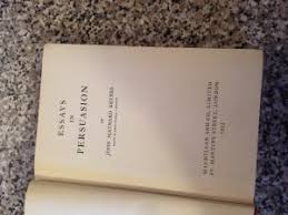 essays persuasion by john nard keynes abebooks