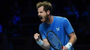 Andy Murray shows power of old to reach Metz quarter-final   Sport
