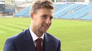 Joe Root Gives First Interview As ...