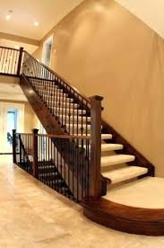 basement stairs ideas. Basement Staircase Ideas Open Stair Railing Best Stairs On Now I Can Visualize How