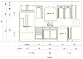 Interior Design Living Room Dimensions From Kitchen Cabinet Height
