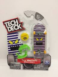 Tech Deck Board Designs Tech Deck Toy Machine Board Striped Design Series 6 Fingerboards