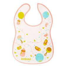 Фартук <b>Baboo Baby Shower</b> нагрудный махровый, с 6 месяцев ...