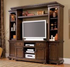 Cherry Wood Entertainment Center