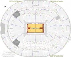 Orlando Magic Seating Chart Seating Chart