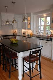 Small Kitchen With Island 17 Best Ideas About Small Kitchen With Island On Pinterest Small